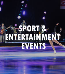 Sport & Entertainment Events